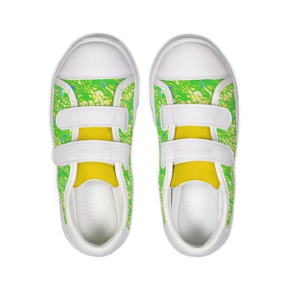 Teacher's Pet Collection: Royal Pallette Kids Velcro Sneaker - TFC&H Co.