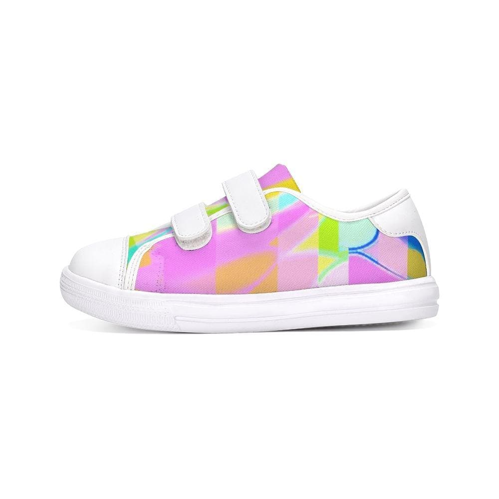 Northern Lights Kids  Kids Velcro Sneaker - Tie-Fly