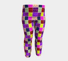 Load image into Gallery viewer, Abstract Infant & Toddler Leggings - Tie-Fly