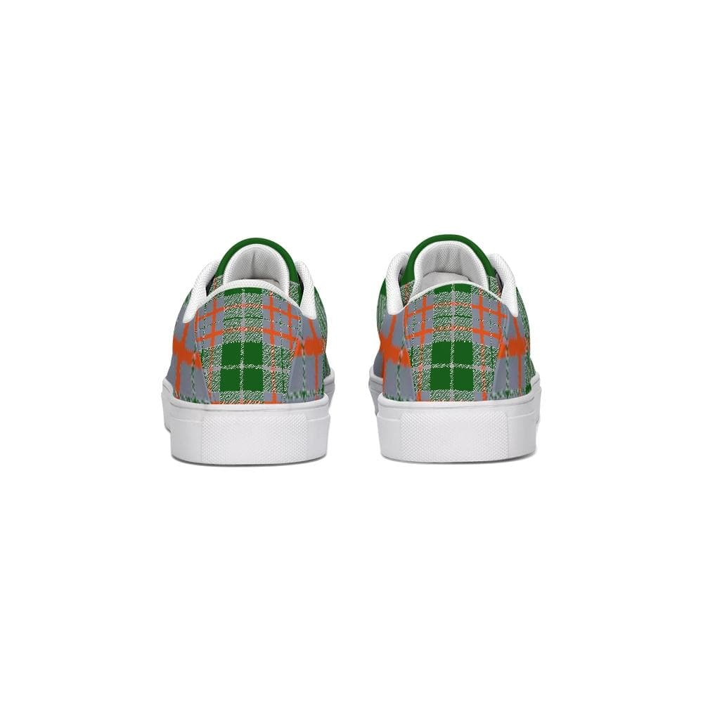 Tribute to Plaid Sneaker - Tie-Fly