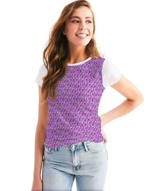 Petty Repeat - Purple Women's Tee