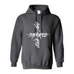Load image into Gallery viewer, Favored 2 Unisex Heavy Blend Hooded Sweatshirt - Tie-Fly