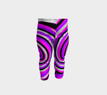 Load image into Gallery viewer, Teacher's Pet Royal Swirl Infant & Toddler Leggings