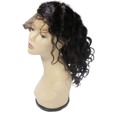 Brazilian Loose Wave Front Lace Wig - Tie-Fly