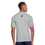 Load image into Gallery viewer, Stallion Clothing Men's Moisture Wicking Performance T-Shirt - Tie-Fly