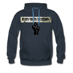 Load image into Gallery viewer, B.A.M.N (By Any Means Necessary) Clothing Men's Premium Hoodie - Tie-Fly