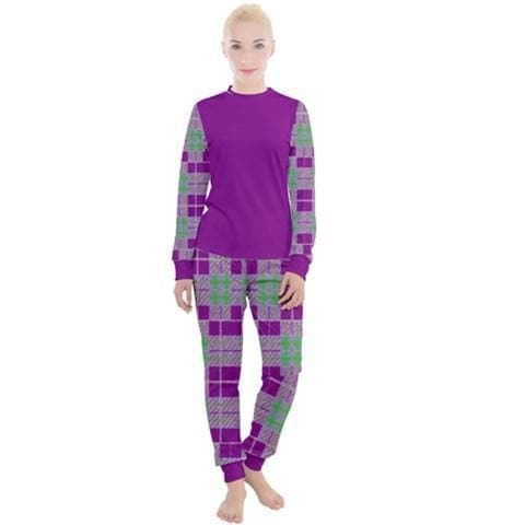 Tribute to Plaid Women's Loungewear - Styles - Tie-Fly