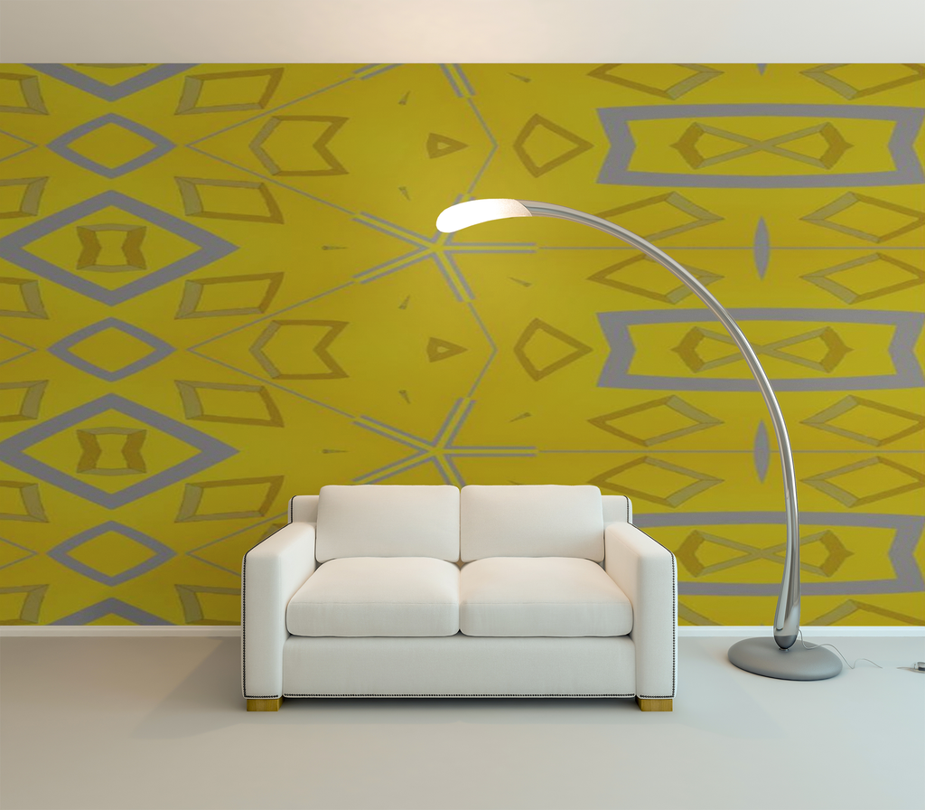 Aztec Home Wallpaper - Tie-Fly
