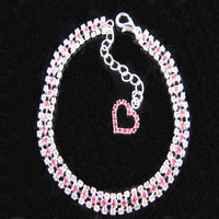 Rhinestone Neck Collar