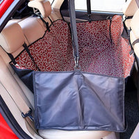 Car Back Seat Pet Protector