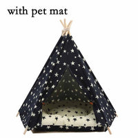 Washable Tent/Bed Tepee/House