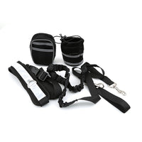 Hands Free Waist Belt Leash
