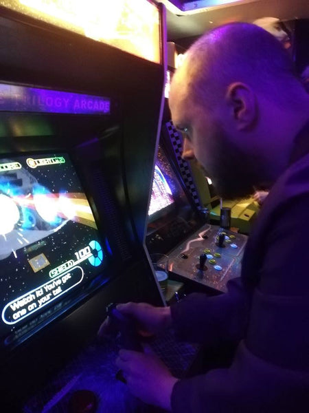 Arcades: The Joy of Game Hopping