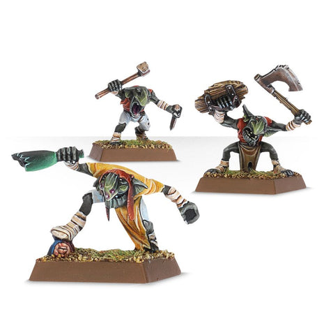 Games Workshop Gnoblars - Picture by Games Workshop