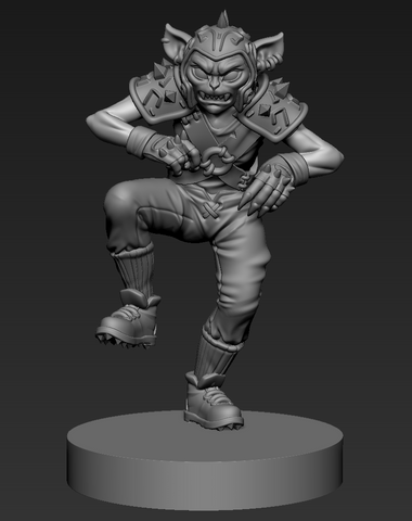 First sculpt of Hobgoblin 1