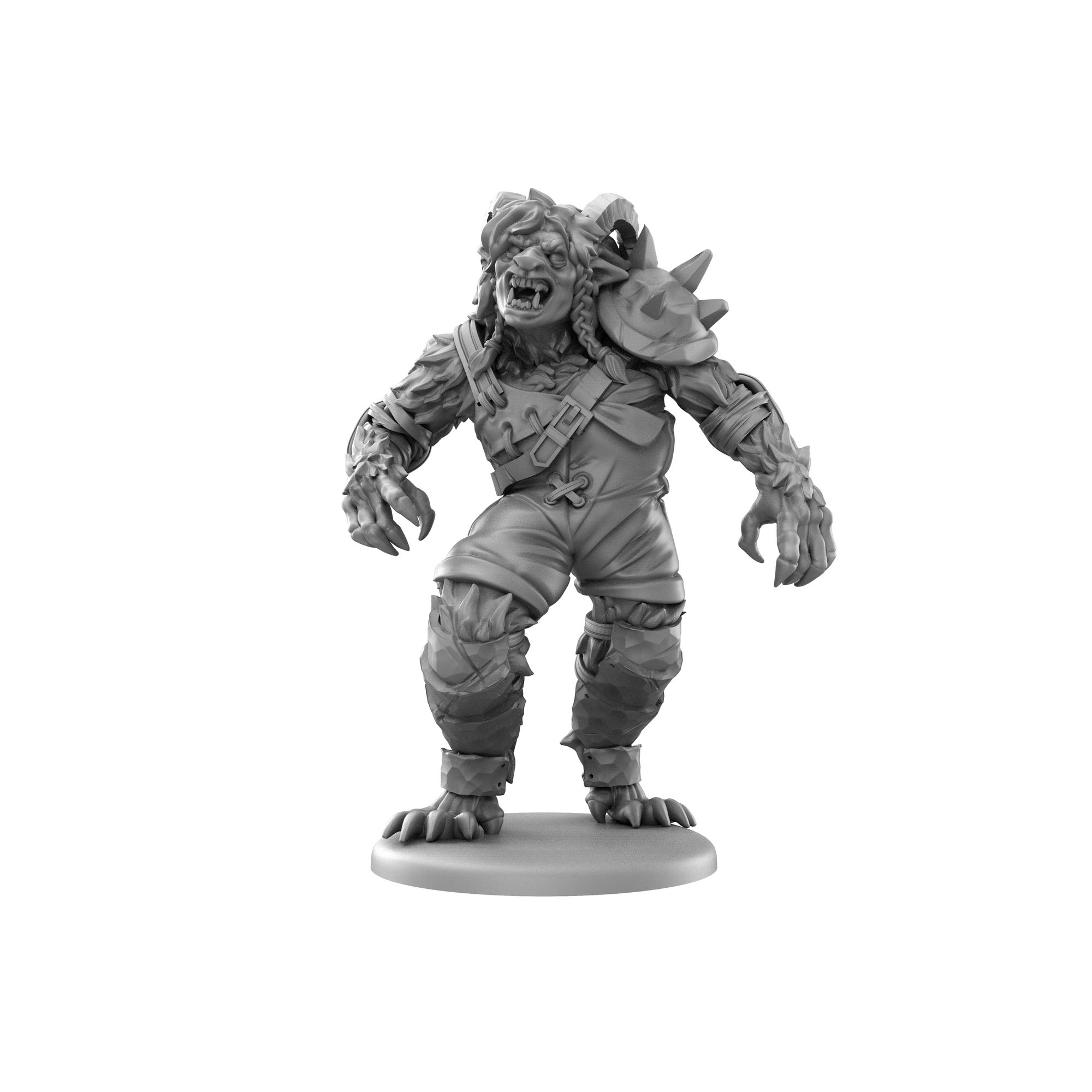 Exit 23 Games Miniature Yeti