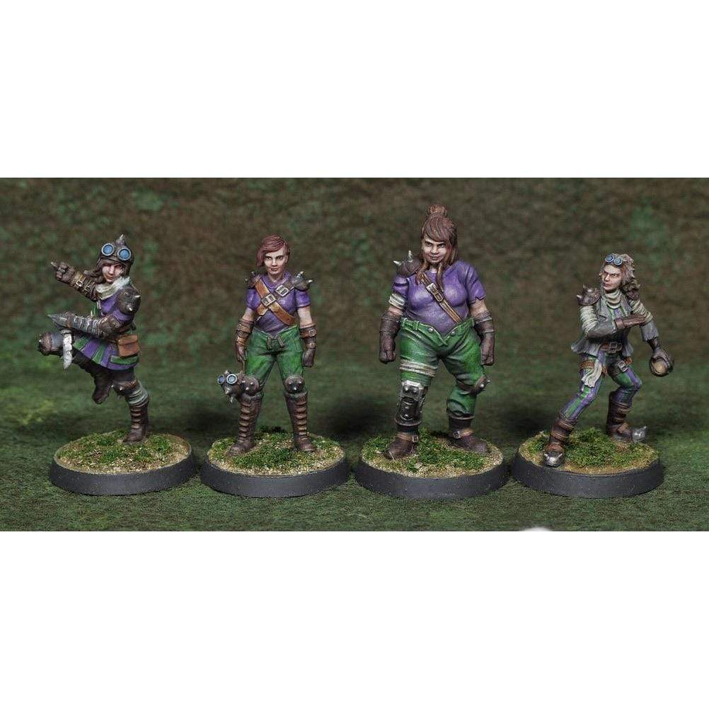 Exit 23 Games Team All the Zeniths (Amazon, Human & Norse)