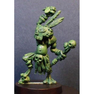 J-Bone Industries Miniature Frog Staff Set