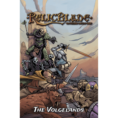 Metal King Studio Book The Volgelands Campaign Book