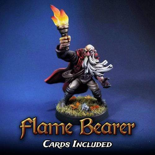 Metal King Studio Miniature Flame Bearer