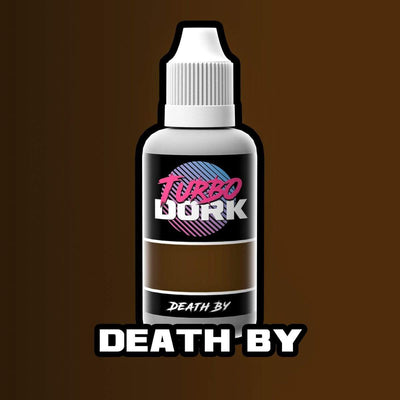 Turbo Dork 20ml Bottle Death By Metallic Acrylic Paint