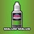 Turbo Dork 20ml Bottle Malum Malus Metallic Acrylic Paint