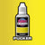Turbo Dork 20ml Bottle Pucker Metallic Acrylic Paint