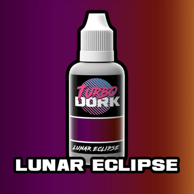 Turbo Dork Colorshift 20ml Bottle Lunar Eclipse Colorshift Acrylic Paint
