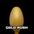 Turbo Dork Metallic 20ml Bottle Gold Rush Metallic Acrylic Paint