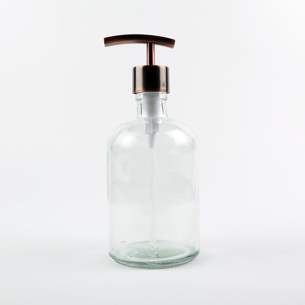 Copper Soap Dispenser