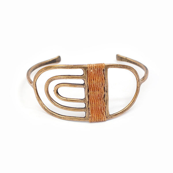 Polis Bracelet in Wheat