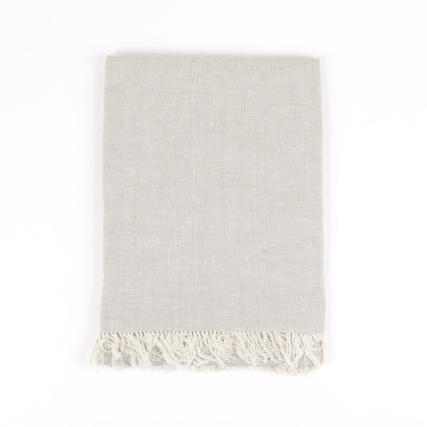 Roserie Scarf, Natural