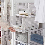 (BUY TWO Free Shipping)Layered partition drawer storage rack