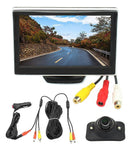 HD Night Vision Intelligent Car Side View Blind Zone Camera System