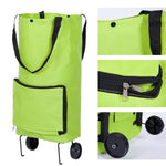 Portable Folding Shopping Cart(BUY 2 FREE SHIPPING)