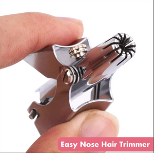 (Hot sale)No damage nose hair, ear hair trimmer