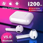 i200 TWS Wireless Bluetooth Earphones-  Buy Two Free Shipping