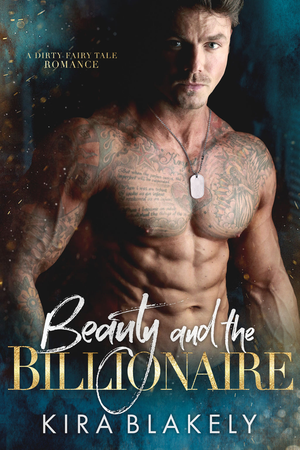 Beauty and the Billionaire - Author Kira Blakely