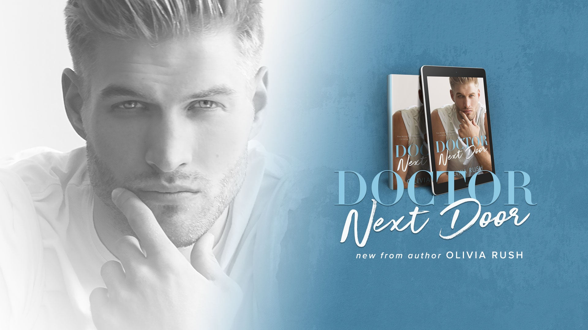Doctor Next Door - Author Kira Blakely