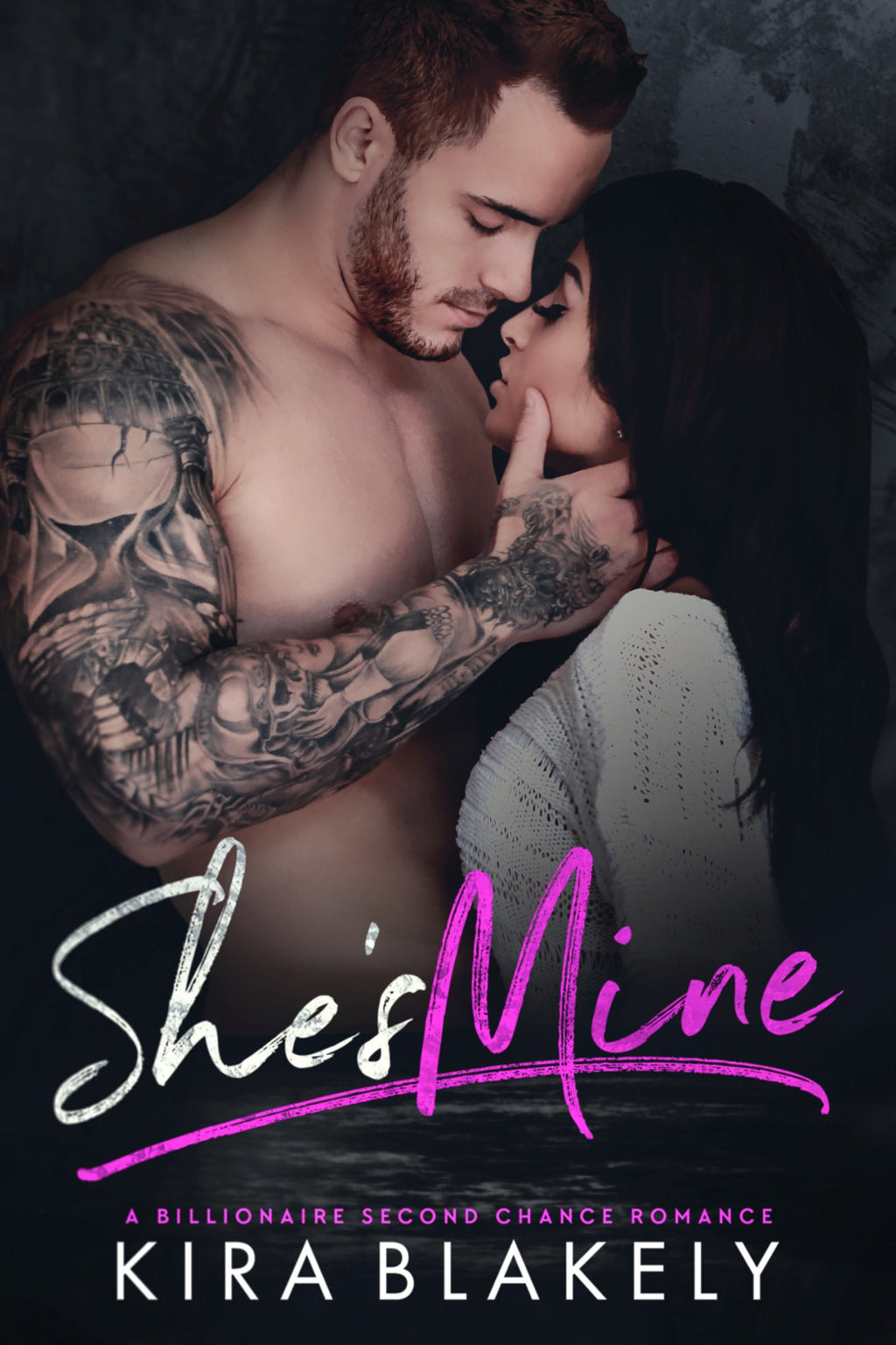 She's Mine - Author Kira Blakely