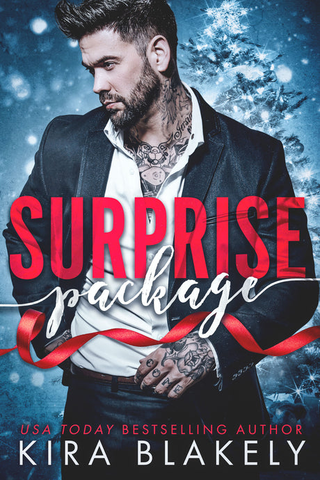 Surprise Package - Author Kira Blakely