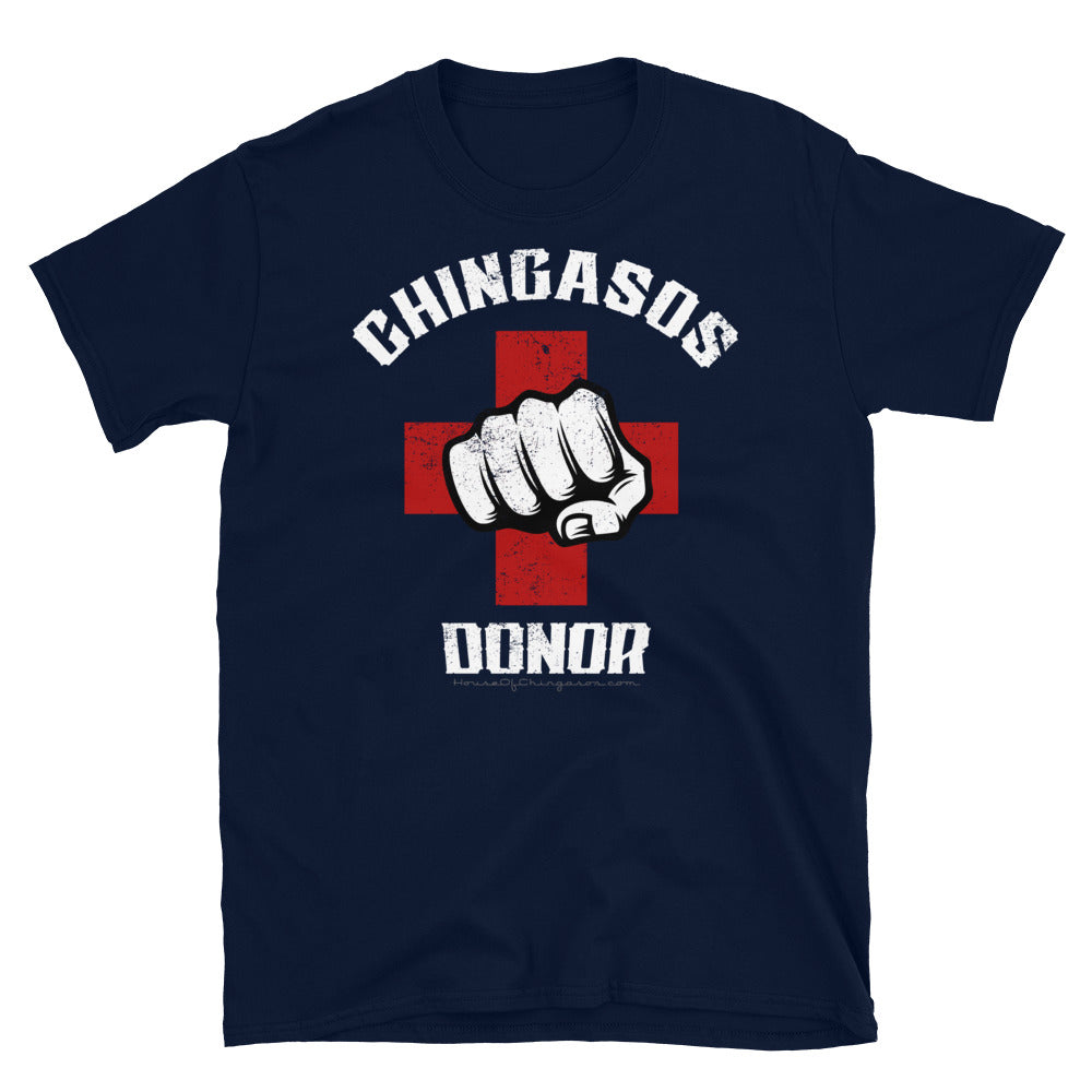 Chingasos Donor OG Greaser Tee