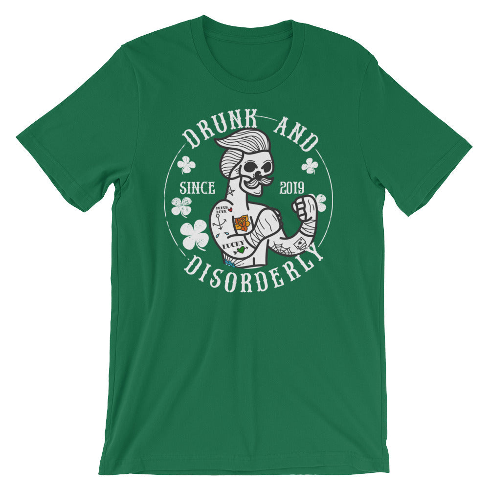Drunk & Disorderly Hooligan Shirt