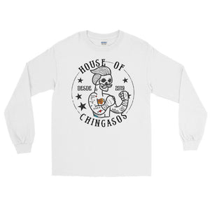 Long Sleeve House Of Chingasos Vintage Greaser