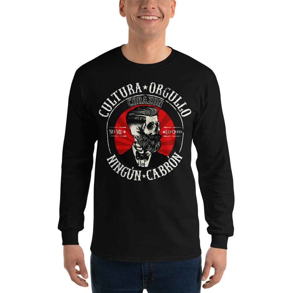 Long Sleeve Cultura Pride Vintage Greaser