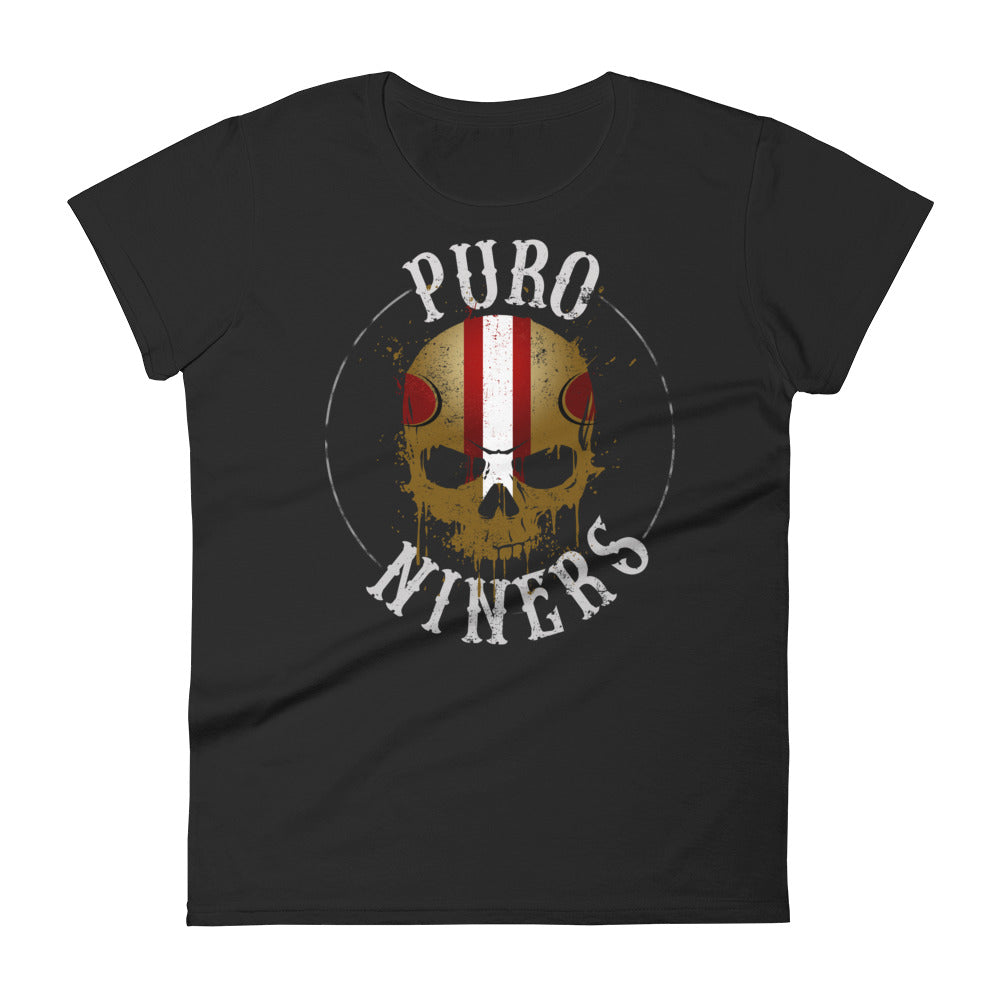 Puro Niners Chingona Ladies T-shirt