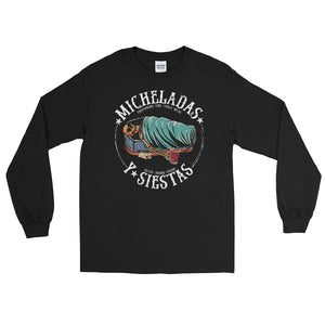 Micheladas  Cinco De Mayo Long Sleeve Chingon Tee