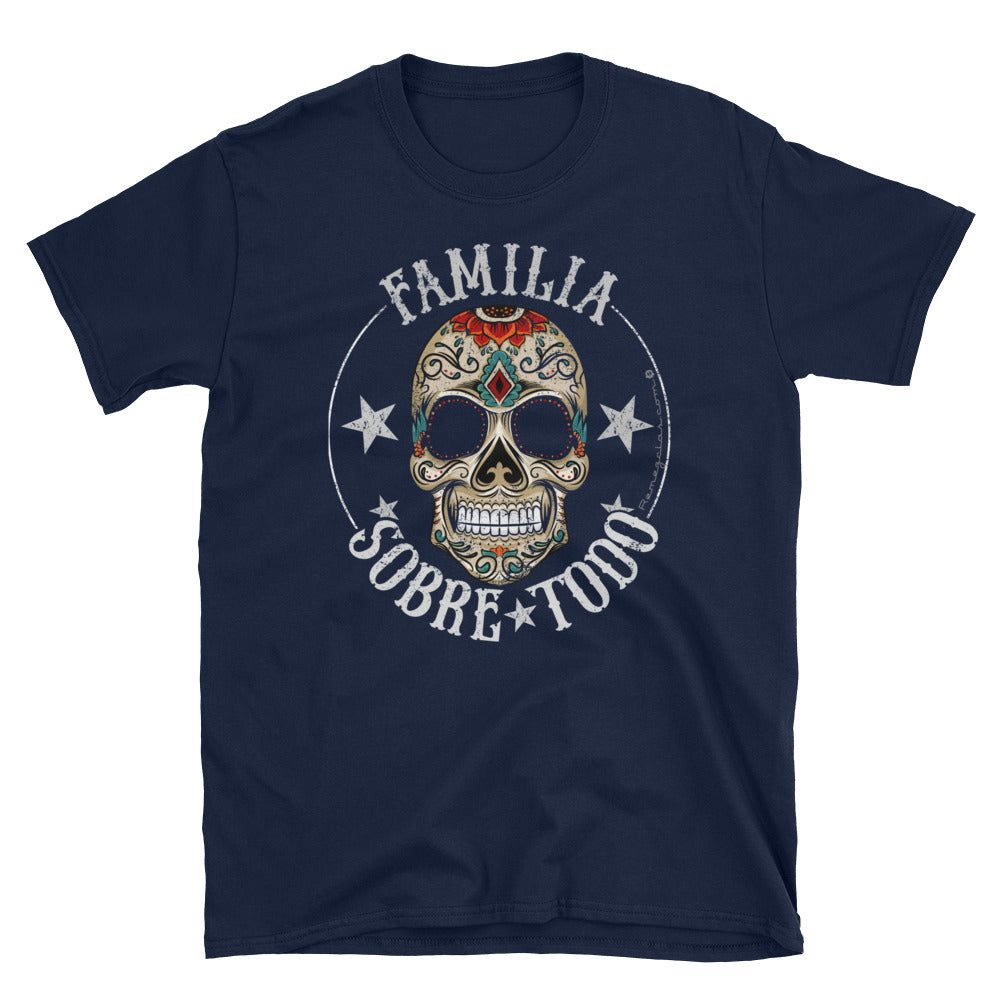 Family Over Everything Vintage OG T-Shirt