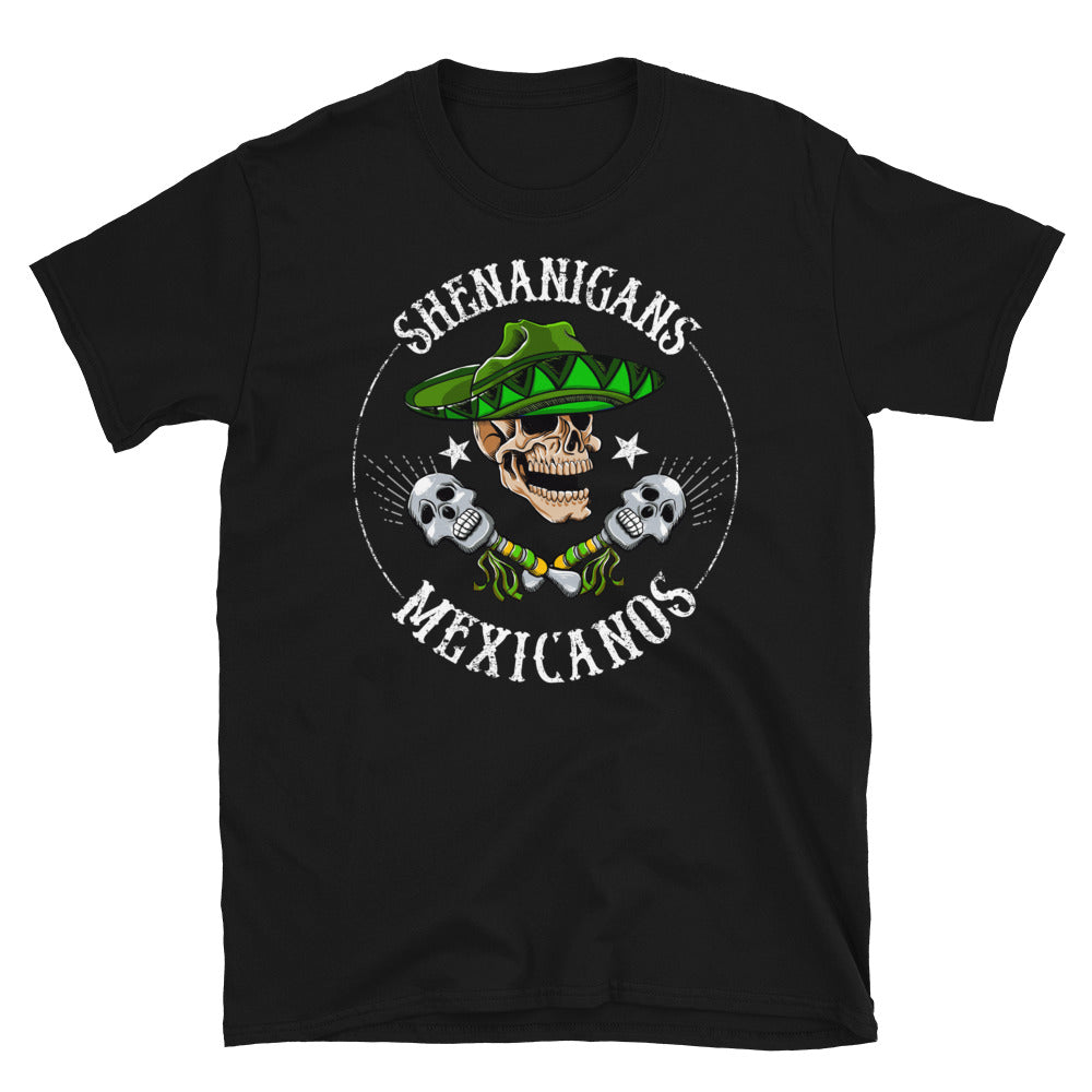St. Patrick's Shenanigans Mexicanos ( ORDER BY MAR 4 )