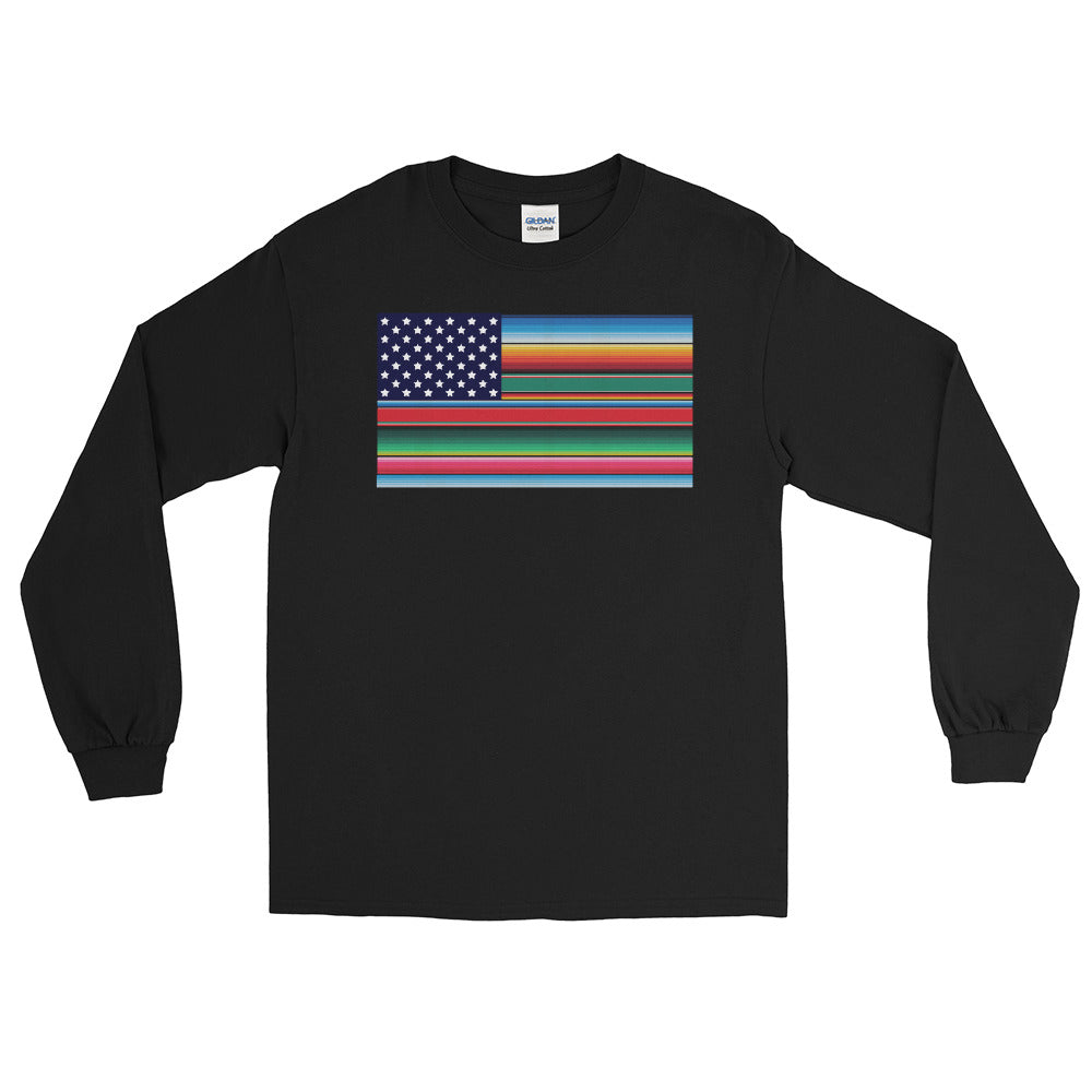 Cross-Culture OG Flag Chingon T-shirt